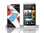 HTC One Max T6 Screen Protector - Clear
