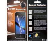 Samsung Galaxy Note II N7100 I317 Screen Protector - Clear