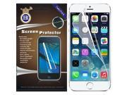 Apple iPhone 6 4.7 inch Screen Protector - Clear, 2 Pack