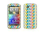HTC Sensation 4G Vinyl Decal Sticker - Colorful Circle