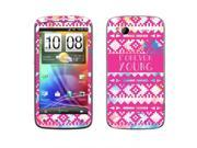 HTC Sensation 4G Vinyl Decal Sticker - Aztec Forever Young