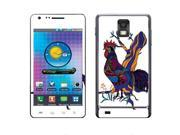 Samsung Infuse 4G I997 Vinyl Decal Sticker - Rooster