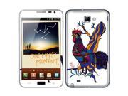 Samsung Galaxy Note N7000 I717 I9220 Vinyl Decal Sticker - Rooster