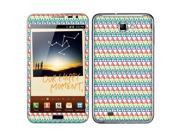 Samsung Galaxy Note N7000 I717 I9220 Vinyl Decal Sticker - Mountain Hill