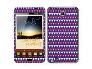 Samsung Galaxy Note N7000 I717 I9220 Vinyl Decal Sticker - Pine Forests