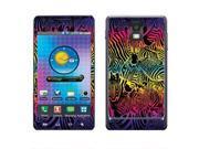Samsung Infuse 4G I997 Vinyl Decal Sticker - Hidden Zebra