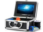 """7"""" TFT LCD Video Camera System Fish Finder HD 600TV Lines Underwater Camera For Ocean / Ice / Lake fishing"""