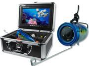 """600TVL Color 7"""" TFT LCD Monitor and Underwater Video Camera Fishing Camera System with 15m Cable"""