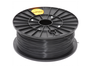Justpla – Graphite/Gunmetal Grey 1.75mm PLA Filament for 3D Printers (1kg/2.2lbs)