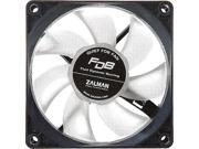 Zalman ZM-F1-FDB 80mm Fluid Dynamic Bearing DC 12V Silent Case Fan, 2000RPM