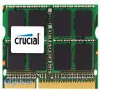 Crucial 8GB DDR3L 1600 MHz PC3-12800 SODIMM 204 pin Laptop Memory Apple MAC DDR3