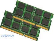 16GB 2x 8GB DDR3 1600 MHz PC3-12800 Sodimm Laptop Memory RAM Kit 16 G GB