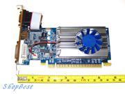 nVIDIA 1GB PCI Express x16 Dual Display View Single Slot Video Card VGA+HDMI+DVI