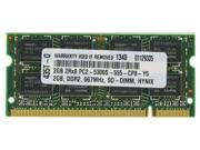 2GB MEMORY FOR HP MOBILE 2533T 6720T 8510W 8710W NW8440 NW9440