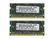 4GB (2X2GB) MEMORY FOR DELL LATITUDE ATG D530 D531 D620 D630 D631 D631N XT