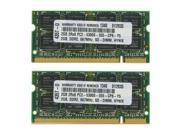 4GB (2X2GB) MEMORY FOR DELL STUDIO 15 1535 17 1735 HYBRID 1435