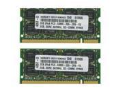 4GB (2X2GB) MEMORY FOR DELL LATITUDE D820 D830