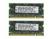 4GB (2X2GB) MEMORY RAM FOR FOR DELL LATITUDE D620