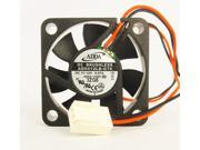 40mm 10mm New Case Fan 12V DC 4CFM PC CPU Computer Cooling Ball Bg 2 Wire 228A*
