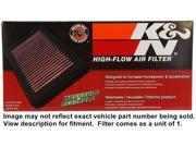 KN Performance Air Filter-Lincoln MKT 2010-2013-3.5L Engine