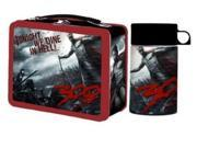 The 300 Spartan Lunch Box - New With Thermos!