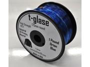 Taulman Clear t-glase Filament - 1.75mm - Blue
