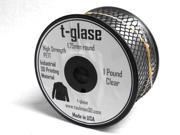 Taulman Clear t-glase Filament - 3mm - Clear