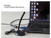 Digital Noise NEW USB Cancelling Speech Mic Microphone for PC Computer Mac MSN Skype Chatting Laptop