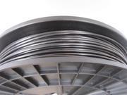 Black ABS Filament 1.75mm for 3D Printer