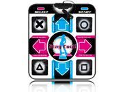 USB Non-Slip Dancing Step Dance Mat Pad Blanket for PC Laptop Video Game