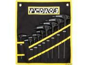 Pedro's Pro T/L Handle Hex Set with Torx 25 Bike Bicycle Tool