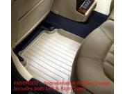 2013 - 2014 Hyundai Santa Fe Tan 2nd row FloorLiner
