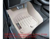 2011 - 2013 Dodge Charger Tan 1st row FloorLiner