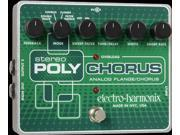 Electro-Harmonix XO Stereo Polychorus Analog Flanger & Chorus Effects Pedal