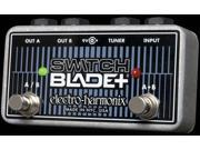 Electro-Harmonix SWITCHBLADE PLUS, Advanced Channel Selector, NEW, FREE SHIPPING
