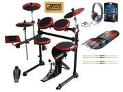 ddrum Digital Drum Set DD1, FREE HEADPHONES,STICKS,CABLE, TMS PACK1