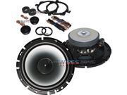 "Alpine SPS-610C 6.5"" 2-Way 240 Watt Car Audio Component Speaker (pair) 240W"