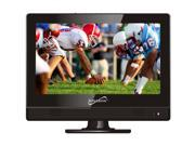 "Supersonic SC-1311 13.3"" LED Widescreen 1080p HDTV/TV Television with HDMI Input"