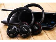 Multifunction Stereo 2.1 Bluetooth Computer Wireless Headphone BT-9001,Support TF Card,FM Radio