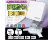 Kasens 880000G High Power 3000mW 54Mbps USB 2.0 IEEE 802.11b/g Wireless WIFI Network Panel Adapter Realtek 8187L