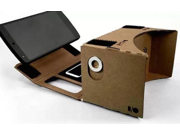 NFC Google Cardboard Valencia Quality 3d Vr Virtual Reality Glasses