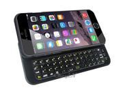 """Wireless Bluetooth Keyboard Ultrathin Slide-Out Backlight Case Cover for iPhone 6 4.7"""" i6 Bluetooth Keyboard"""