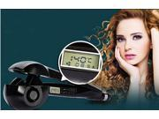 LCD Screen Automatic LCD Hair Curler Hair Roller Hair Heating Styling Tools Curling Iron for Hair Care with Digital Display