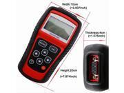 Autel MaxiScan MS509 Professional Universal Auto Diagnostic Scanner Tool Code Reader Car OBDII OBD2 obd 2 MS 509 car detector