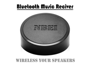 BMR-01 Mini A2DP Stereo Bluetooth Audio Receiver & Stereo Speaker Adapter 3.5mm Bluetooth Dongle for iPod/PDA/MP4/TV/DVD