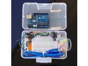 Arduino Starter Funduino Basic Kit Uno R3 LED Lighting Breadboard Resistor