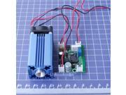 0 8W 800mW 445nm 450nm Laser Diode Module TTL Blue Stage Lighting 12V Heatsink
