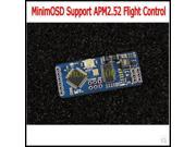MinimOSD Support APM2.52 Flight Control Board