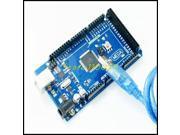 10sets/lot Mega 2560 R3 Mega2560 REV3 ATmega2560-16AU Board + USB Cable compatib