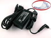 ITEKIRO AC Adapter Charger for Asus Eee PC 1008HAG, 1008P, 1008P-KR, 1008P-KR-MU17-BR, 1008P-KR-MU17-P1